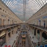 GUM department store - inside