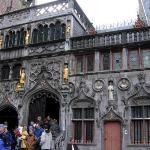 Basilica of the Holy Blood, Bruges, Belgium