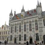 Town Hall, Bruges, Belgium