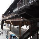 """The """"El""""'s Loop station"""