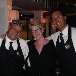 Charming waiters!!!!
