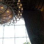 lustre du lobby