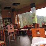 Cafe del Cielo.