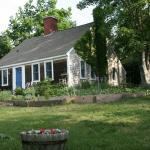 """Ansicht des Haupthauses, unsere Zimmer waren unter dem Dach. Es gibt auch noch eine """"Cottage"""""""