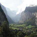 View from Wengen