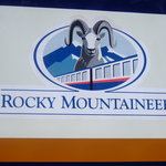 Rocky Mountaineer Train Logo