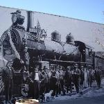 Murals tell the local history