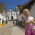 Obidos Village ภาพถ่าย