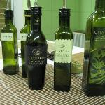 Olive Oil from Solta