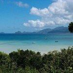 anse la mounche, Mahe - seychelles -