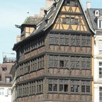 The oldest house in Strassbourg,France