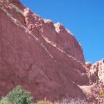 Otra Rocky Mountain, pero roja