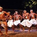 Tiki Village Show, Moorea, Tahiti 2002