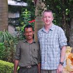 Gopal and I