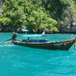 Railay Beach-billede