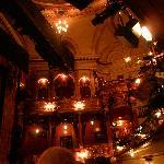 Inside Victoria Palace Theatre