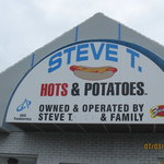 Steve T's - home of the garbage plate