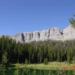 Foto de Brooks Lake Lodge and Spa
