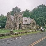 Church from the late 1800's in the Catskills
