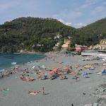 Strand von Bonasolla, ca 5 Min zu gehen