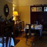 Il salotto della colazione