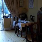 Sala colazione lato sinistro