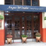 Angus McIndoe Restaurant is conveniently located on West 44th Street in the heart of the Theater