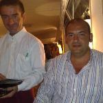 L'ottimo cameriere Antonio