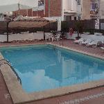la piscine au El Cid