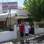 Pensao Luis - great food in Monfortinho