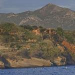 View from Burriana Beach
