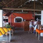 Inside Resturant