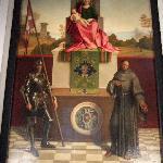 ジョルジョーネの最高傑作祭壇画
