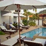 Krabi-Apartment, Ao Nang - poolside