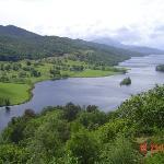 Queen's View, Scotland.