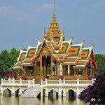 Phra Thinang Aisawan Thiphta-Art