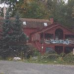 Exterior of Shaker Mill B&B