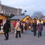 Christmas Market at Museum Square