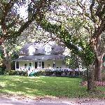 Magnolia Springs B&B in the fall