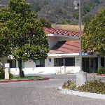 Motel 6 South from the street