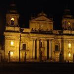 Central Guatemala City at Night