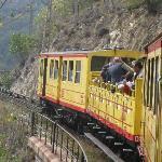 Yellow Train journey