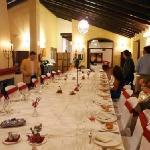 Gala dinner in main restaurant