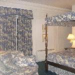 Bedroom- classic suite