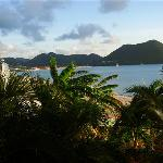 View of Rodney Bay from room