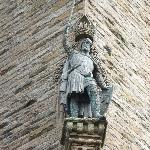 Wallace Statue,Stirling,Scotland.