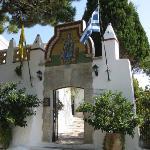 Paleokastritsa, Monastery