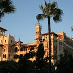 An Egyptian Palace