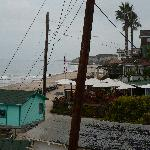 View of Beachcomber Restaurant from our cottage