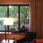 vista e vetrata